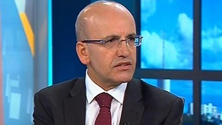 Başbakan Yardımcısı Şimşek: Türk Lirası ile borçlanmak daha avantajlı