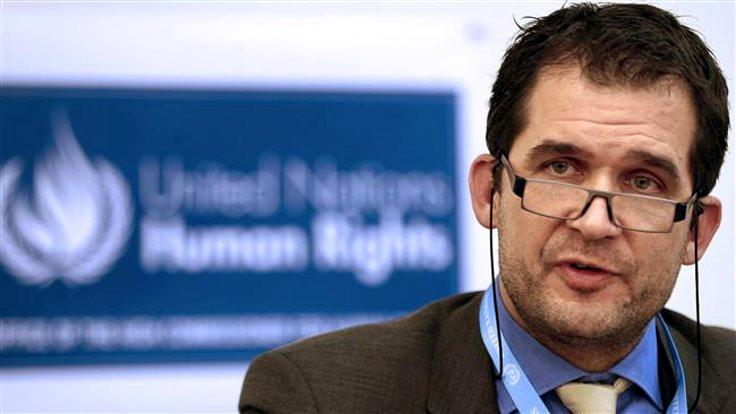 'Türkiye'de işkence iddiaları soruşturulmuyor'