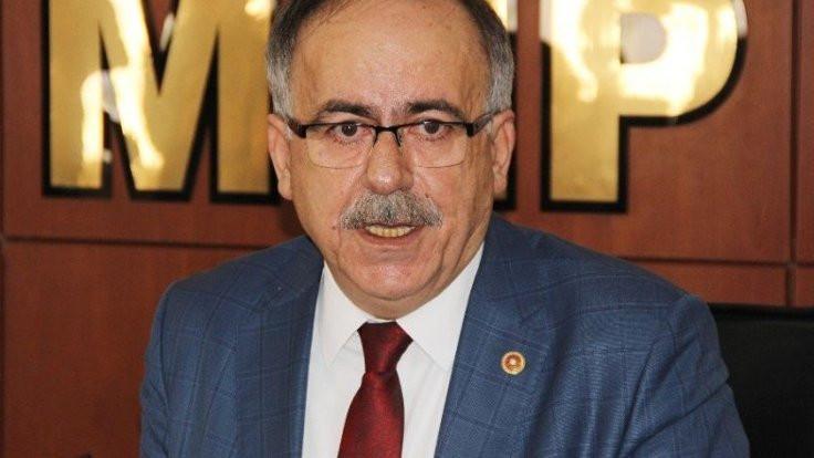 MHP'li Kalaycı, BBP'nin ittifakta yer almasına karşı çıktı