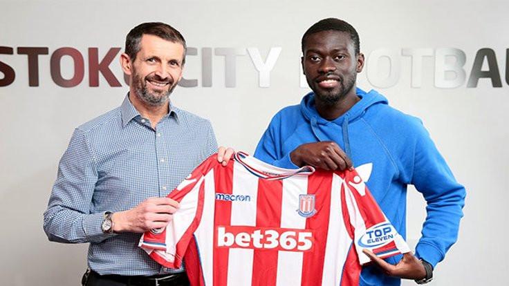 Ndiaye Stoke City'de!