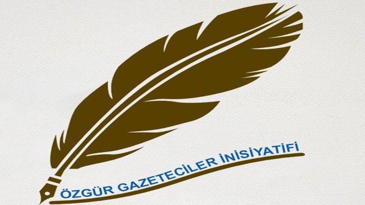 ÖGİ: Gazetecilere baskılar hız kesmedi