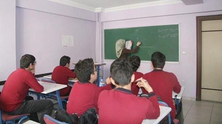 Geldiğimiz yer: Sınava göre eğitim!