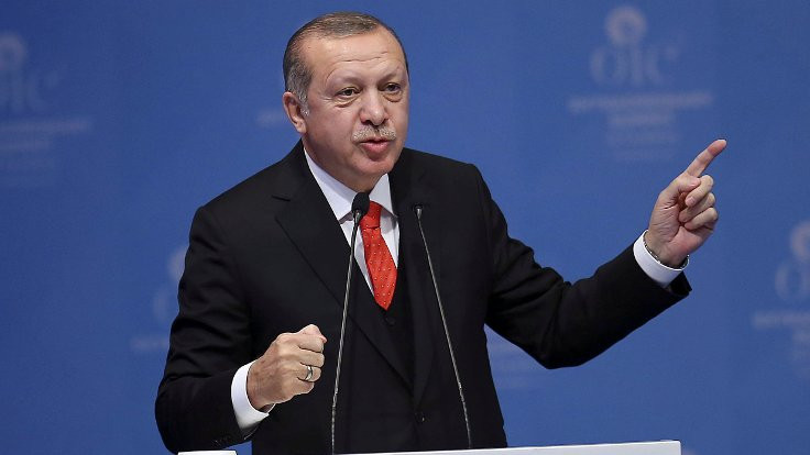 Erdoğan'dan ABD'ye: Sahada olana bakarız