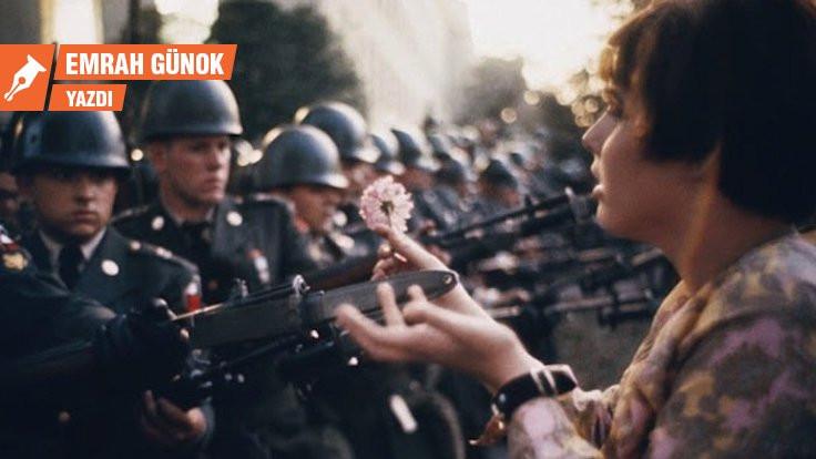 Romantik savaş karşıtlığı