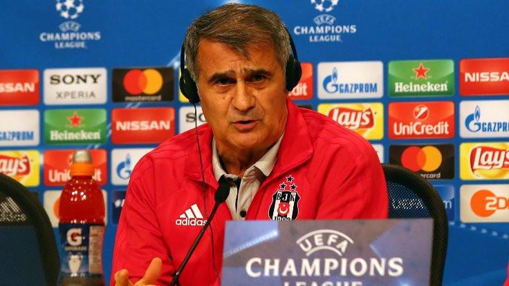 'Savunma yapacağız, gol atmaya da çalışacağız'