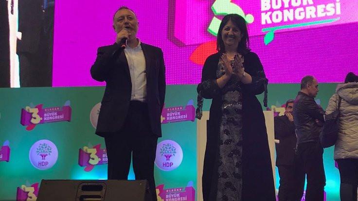 Buldan ve Temelli, HDP Eş Genel Başkanı seçildi