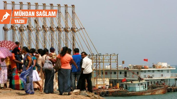 Sri Lanka: Borçlu gözyaşı ülkesi