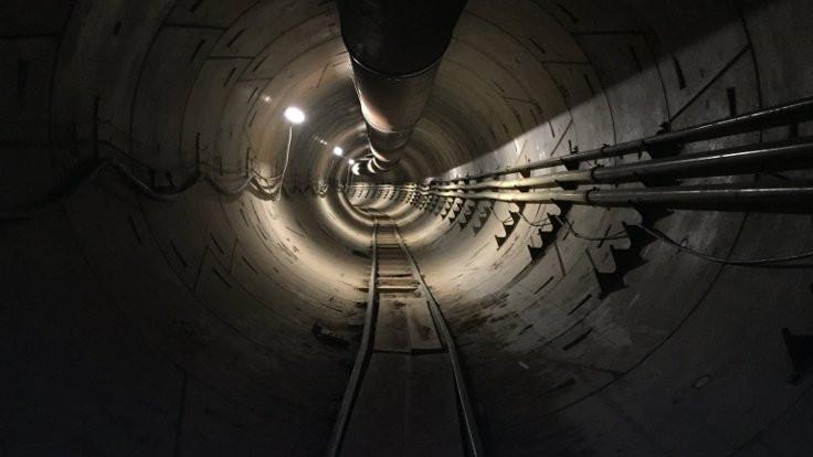 Elon Musk tünel kazmaya hazırlanıyor