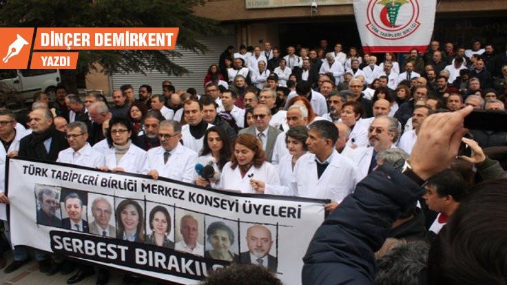 Meslek odalarının 'Türklüğü'