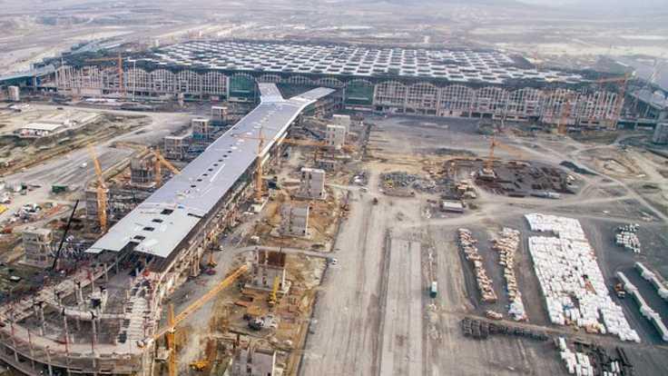 3'üncü havalimanı inşaatında 27 işçi öldü