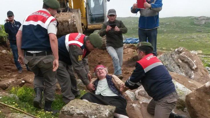 Yeşil Yol'a karşı çıkan 11 kişi beraat etti