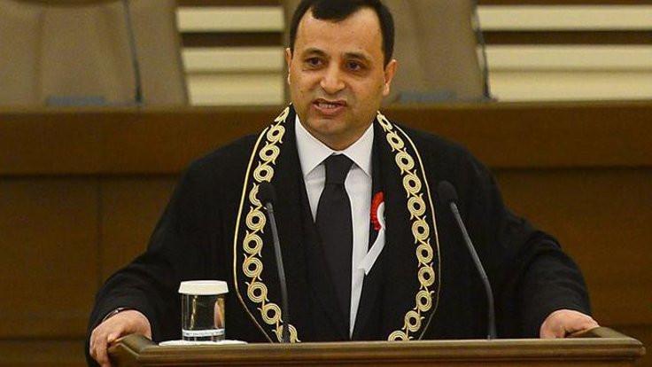AYM Başkanı Arslan AİHM'e gitmedi