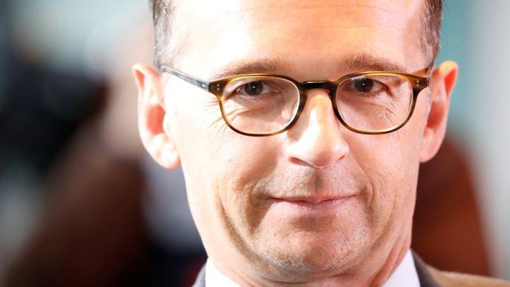 Almanya'nın yeni Bakanı Maas