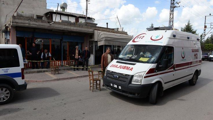 Adana'da silahlı kavga: 1 kişi hayatını kaybetti