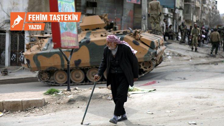 'Afrin'in Fethi' ve nasipse 'Birinci Tayyip Dönemi'