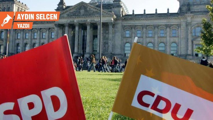 Alman koalisyonu, sosyal demokrasi, geleceğimiz