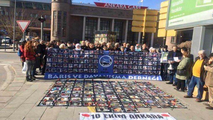 Ankara Katliamının 29. ayında anma töreni
