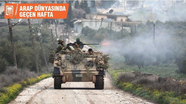Arap dünyasında geçen hafta: Türkiye Suriye'de meçhule doğru ilerliyor