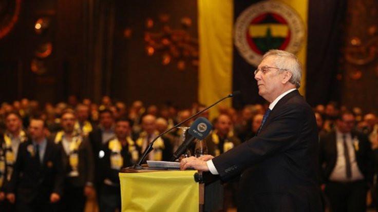 Aziz Yıldırım: Fenerbahçe bölünüyor