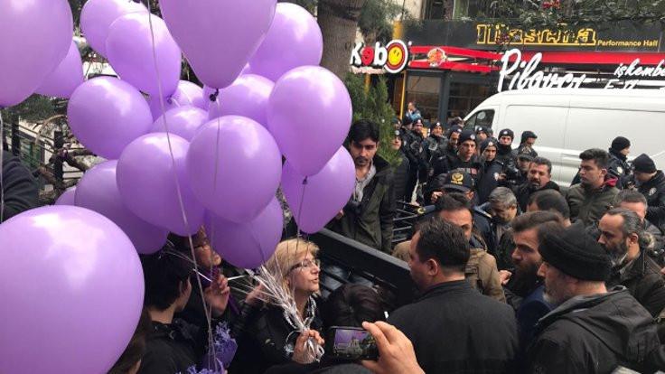 8 Mart'a engelleme: OHAL'de balon uçurmak yasak!