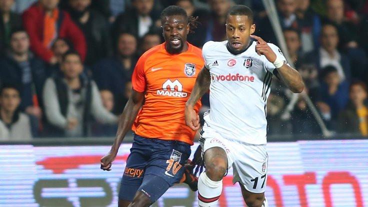 Medipol Başakşehir, Beşiktaş'ı mağlup etti