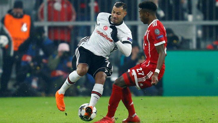 Beşiktaş-Bayern Münih maçının ilk 11'leri belli oldu