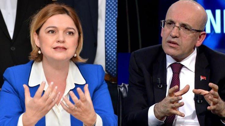 CHP'li Böke'den Bakan Şimşek'e: Potansiyel şok sizsiniz!