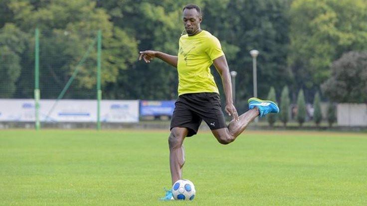 'Bolt geliyor!'