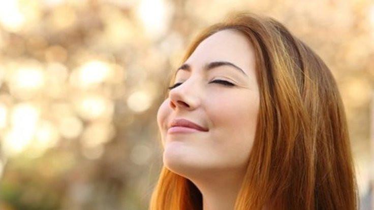'Sağlıklı bir yaşam için burundan nefes alın'