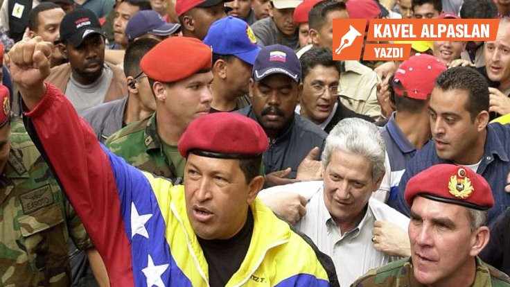 Chavez halkıyla nasıl konuşurdu?