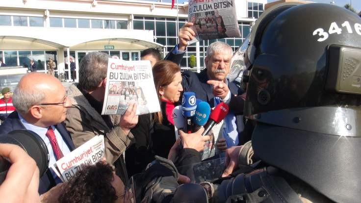 Ahmet Şık ve Murat Sabuncu için tahliye kararı