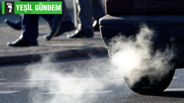 Avrupa dizel araba yasağına hazırlanıyor