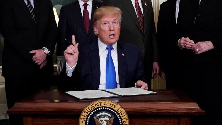 Trump'tan, AB ve 6 ülkeye geçici vergi muafiyeti