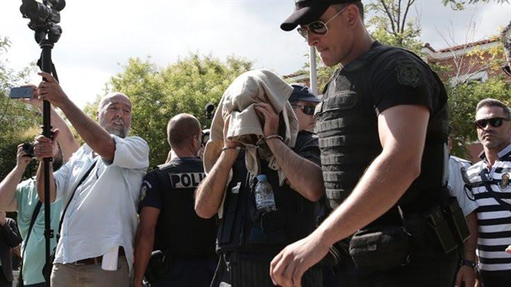 'Gülenci örgütlenme için Atina'ya geldiler'