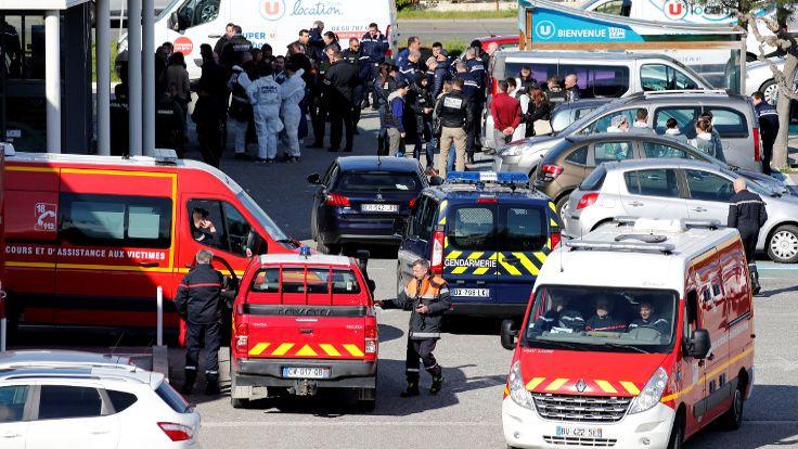 Fransa'daki saldırıyı IŞİD üstlendi
