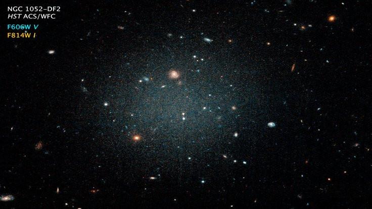 İlk kez bulundu: Karanlık maddesiz galaksi!