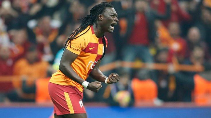 Galatasaray, Gümüş ve Gomis'le geri döndü