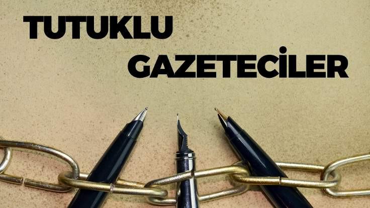 Şubat ayında 3 gazeteci tutuklandı