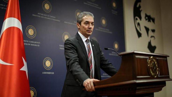 Türkiye'den ABD'ye 'Kürtleri katletme' yanıtı