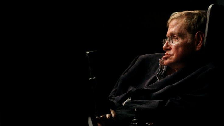 Hawking'den öğütler...