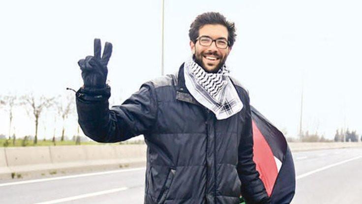İsveç'ten Filistin'e yürüyor!