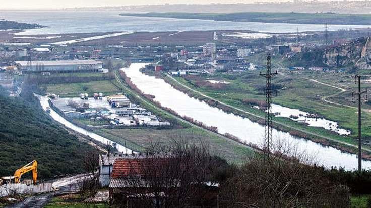 Kanal İstanbul'da büyük arsa rantı