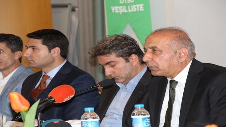 DTSO başkan adayı Kaya: Biz barıştan tarafız