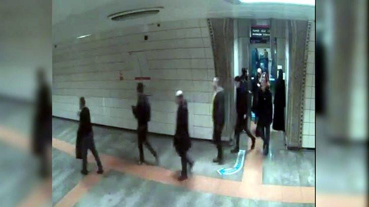 Kadıköy metroda kadına saldırı iddiası