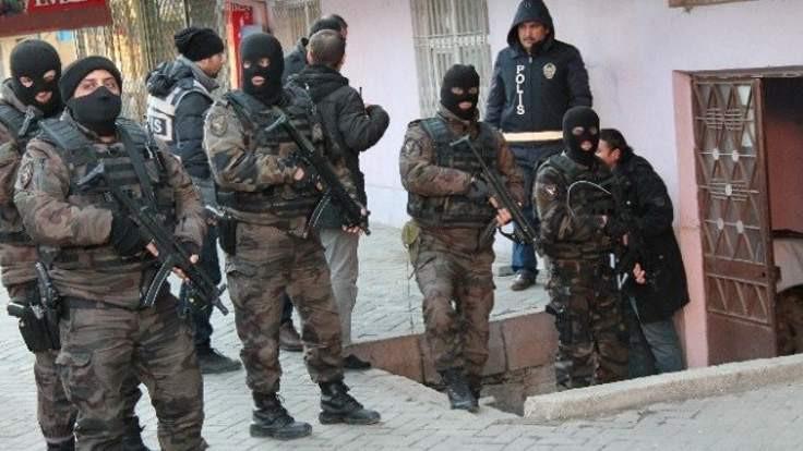 Dört ilde Newroz gözaltıları