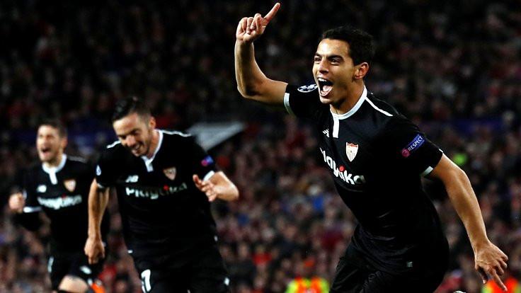 Sevilla, Manchester United'ı devirdi!