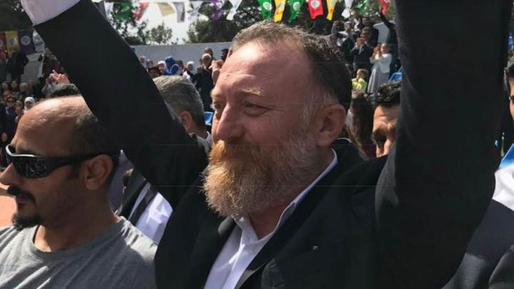 Antalya'da Newroz kutlandı
