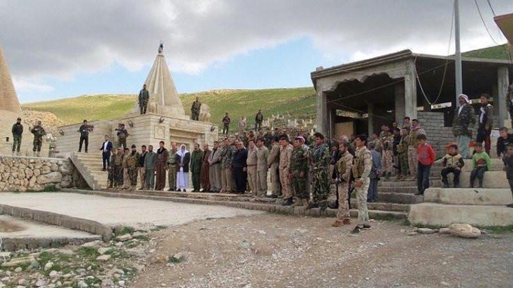 Şengal'de ordu ve peşmerge arasında gerginlik