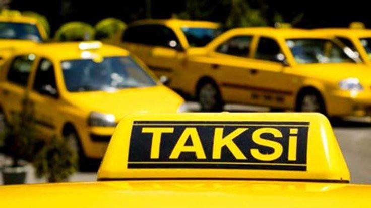 Aranan 33 kişi taksici çıktı