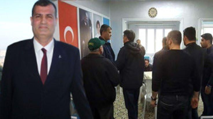 İYİ Partili başkana saldıran polis tutuklu